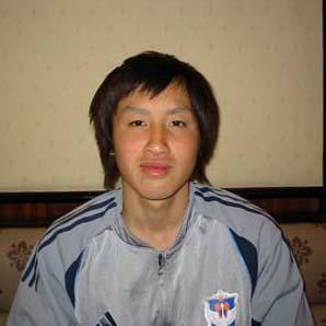宮田選手の写真1