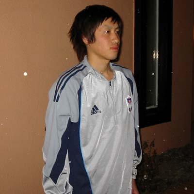 宮田選手の写真2